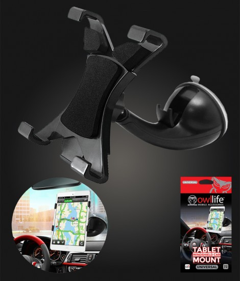 Tablet Windshield Car Mount