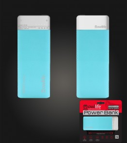 PowerBank by owllife 8000 - Mint