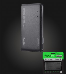 PowerBank by owllife 10000 - Black