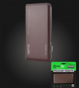 PowerBank by owllife 10000 - Brown