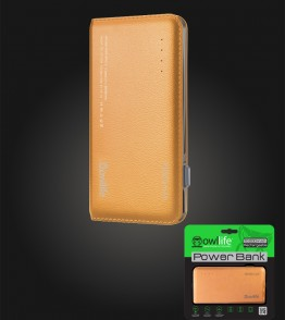 PowerBank by owllife 10000 - Gold