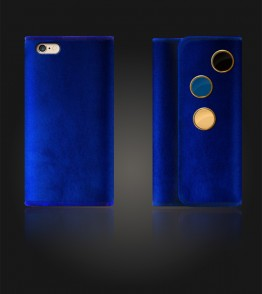 Classico Series by owllife iphone 6/6S - Blue