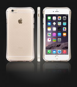 DOT TPU Case iphone 6 Plus/6S Plus - Clear