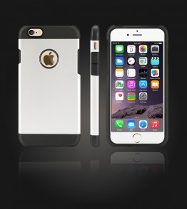 Duo Protection Case iphone 6/6S - White