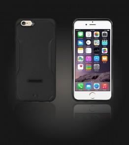 Kick-Stand Case iphone 6/6S - Black