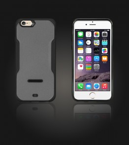 Kick-Stand Case iphone 6/6S - Gray