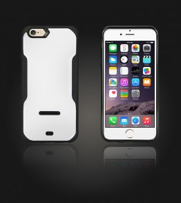 Kick-Stand Case iphone 6/6S - White
