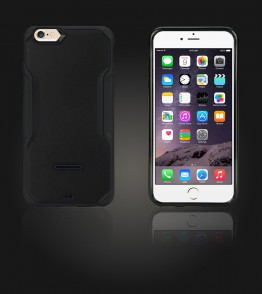 Kick-Stand Case iphone 6 Plus/6S Plus - Black