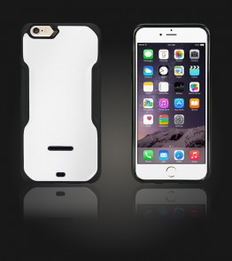 Kick-Stand Case iphone 6 Plus/6S Plus - White