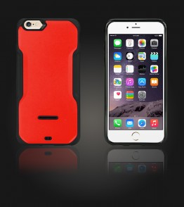 Kick-Stand Case iphone 6 Plus/6S Plus - Red