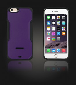 Kick-Stand Case iphone 6 Plus/6S Plus - Purple