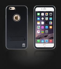 Owllife Heavy Duty Case iphone 6/6S - Black