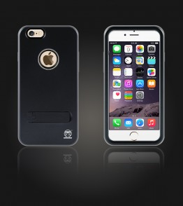 Owllife Heavy Duty Case iphone 6 Plus/6S Plus - Black