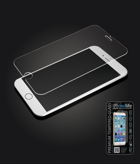 owllife Premium Tempered Glass iphone 6/6S