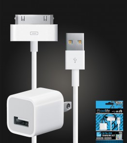 30 pin USB house charging kit