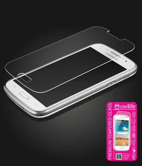 owllife Premium Tempered Glass Galaxy S5