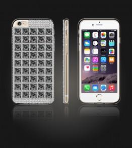 Diamond TPU Case iphone 6/6S - Black