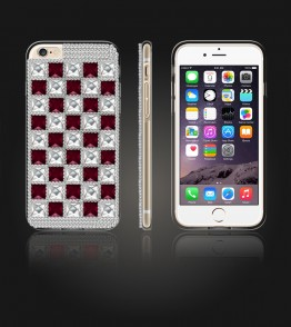Diamond TPU Case iphone 6/6S - Red