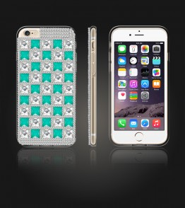 Diamond TPU Case iphone 6/6S - Green