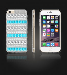Diamond TPU Case iphone 6/6S - Mint