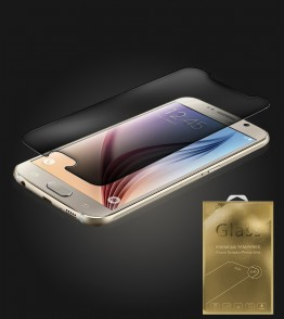 Premium Tempered Glass privacy Galaxy S6