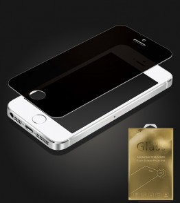 Premium Tempered Glass privacy iPhone 5/5S/SE