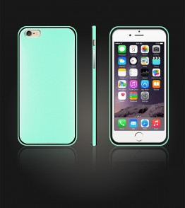 Design Candy Case iphone 6/6S - Mint