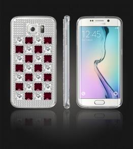Diamond TPU Case Galaxy S6 edge - Red