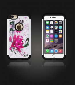 SiliTough diamond case iPhone 6 Plus/6S Plus - Design