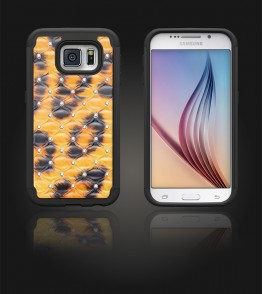 SiliTough diamond case Galaxy S6 - Design