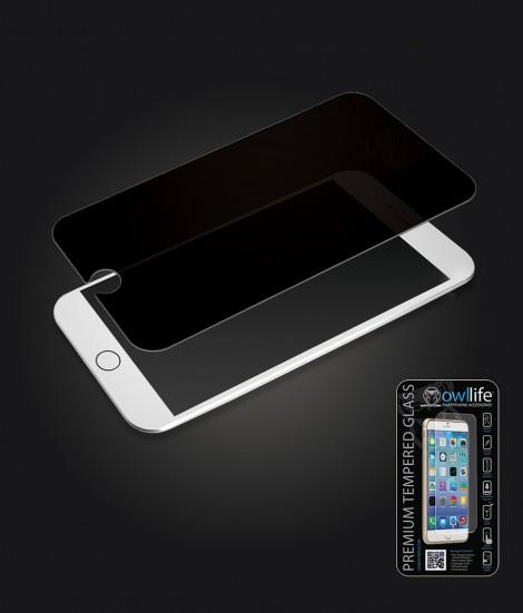 owllife Premium Tempered Glass privacy iphone 6 Plus/6S Plus