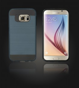 Metal Case Galaxy S6 - Blue
