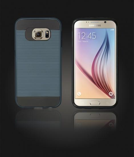 Metal Case Galaxy S6 - Blue