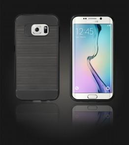 Metal Case Galaxy S6 edge - Black