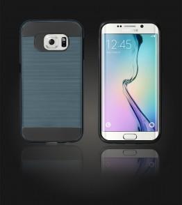 Metal Case Galaxy S6 edge - Blue