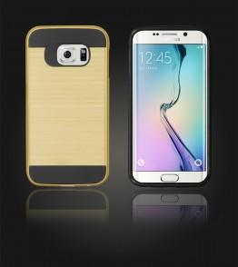 Metal Case Galaxy S6 edge - Gold