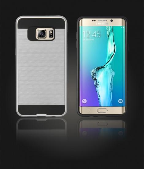 Metal Case Galaxy S6 edge Plus - Silver