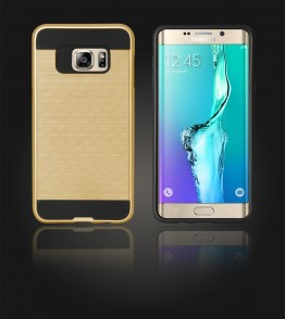 Metal Case Galaxy S6 edge Plus - Gold