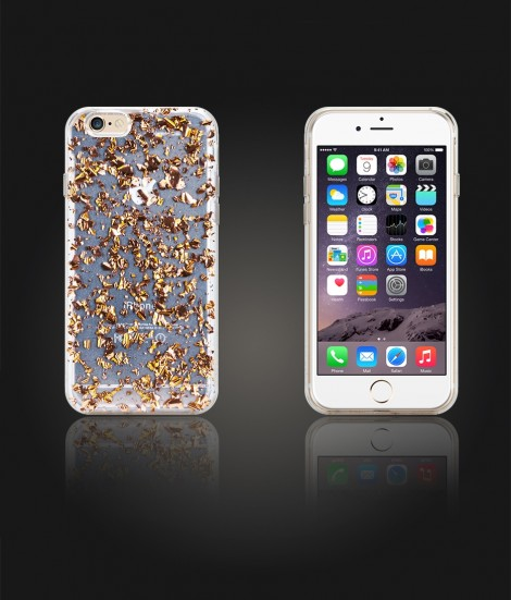 24 Karat Case iphone 6/6S - Gold