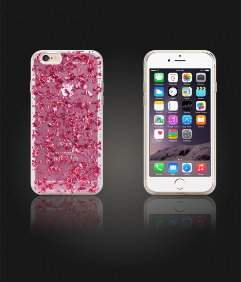 24 Karat Case iphone 6/6S - Pink
