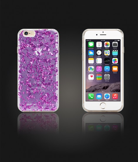 24 Karat Case iPhone 6 Plus/6S Plus - Purple
