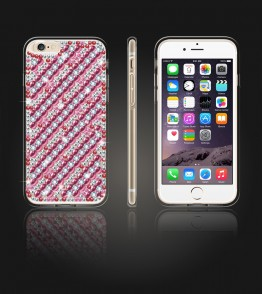 Diamond TPU Case iphone 6 Plus/6S Plus - Pink