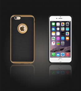 Dome Case iphone 6/6S - Gold