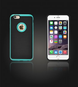 Dome Case iphone 6/6S - Mint