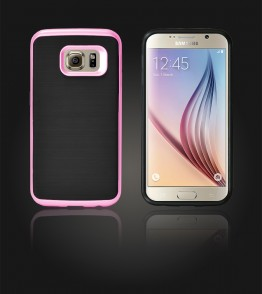 Dome Case Galaxy S6 - Pink