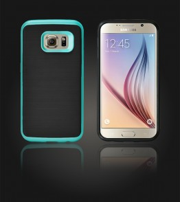Dome Case Galaxy S6 - Mint