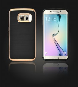 Dome Case Galaxy S6 edge - Gold