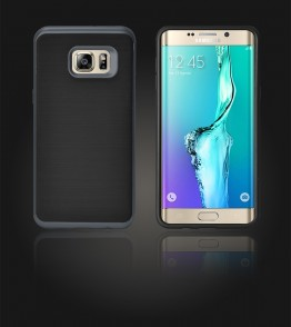 Dome Case Galaxy S6 edge Plus - Black