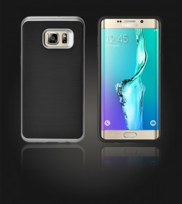 Dome Case Galaxy S6 edge Plus - Silver