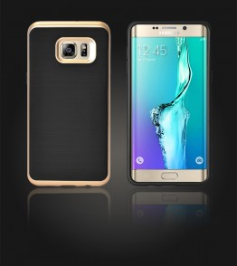 Dome Case Galaxy S6 edge Plus - Gold